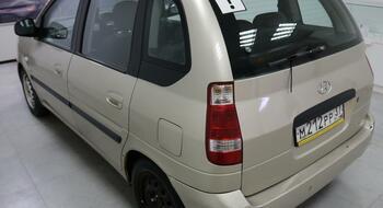 Hyundai Matrix I Рестайлинг
