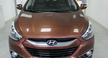 Hyundai ix35 I Рестайлинг