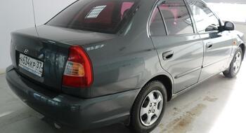 Hyundai Accent II