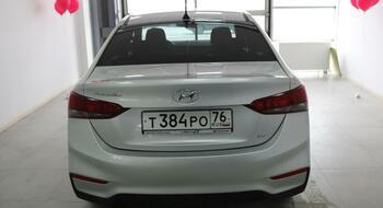 Hyundai Solaris II